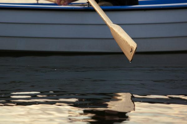 Wiosła do łodzi